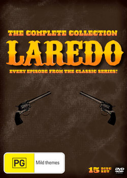 Laredo: The Complete Collection