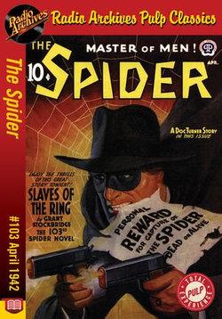 The Spider eBook #103