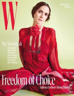 W Magazine - 12 Month Subscription