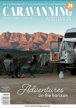Caravanning Australia - 12 Month Subscription