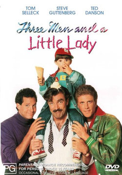 Three Men and a Little Lady