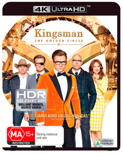 Kingsman: The Golden Circle (4K UHD / Blu-ray / Digital)