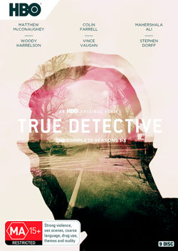 True Detective: Seasons 1-3
