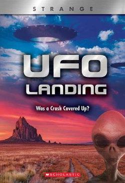 UFO Lands in USA! (X Books: Strange)