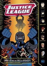 Justice League: Darkseid and the Fires of Apokolips