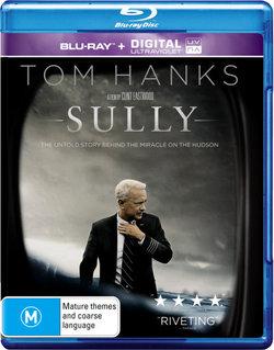 Sully (Blu-ray/UV)