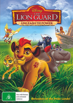 The Lion Guard: Unleash the Power
