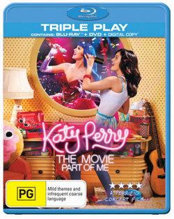 Katy Perry: The Movie - Part of Me (Blu-ray/DVD/Digital Copy)
