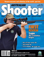 Australian Shooter - 12 Month Subscription