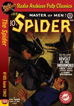 The Spider eBook #105