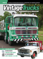 Vintage Trucks and Commercials Magazine - 12 Month Subscription