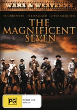 The Magnificent Seven (1960) (Wars & Westerns)