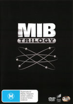 MIB Trilogy (MIB: Men in Black / MIIB: Men in Black II / MIB3: Men in Black 3)