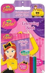 The Wiggles Emma!: Colouring and Activity Pack