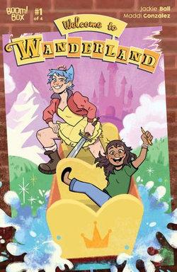 Welcome to Wanderland #1