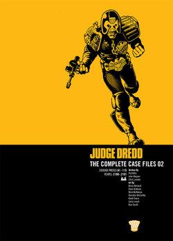 JUDGE DREDD COMP CASE FILE 2