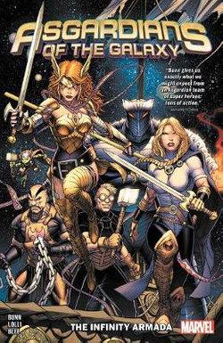 Asgardians of the Galaxy : The Infinity Armada