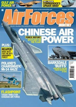 AirForces Monthly (UK) - 12 Month Subscription