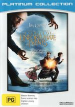Lemony Snicket's A Series of Unfortunate Events (Platinum Collection)