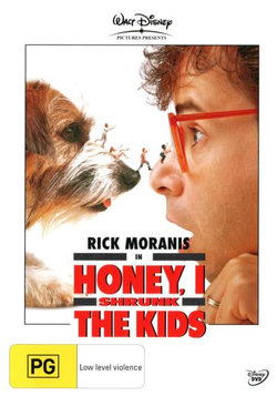 Honey, I Shrunk The Kids