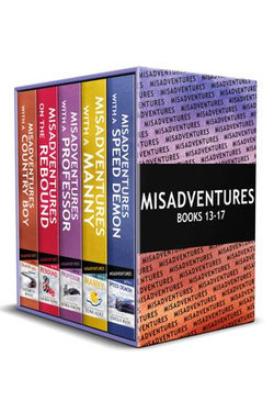 Misadventures Series Anthology: 3