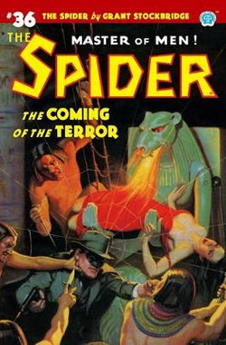 The Spider #36
