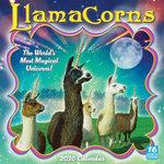 Llamacorns 2020 16-Month Calendar