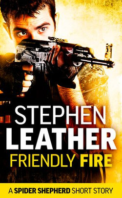 Friendly Fire (A Spider Shepherd Short Story)