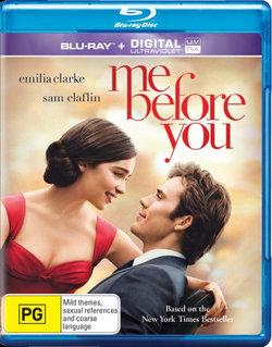 Me Before You (Blu-ray/UV)