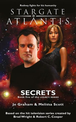 STARGATE ATLANTIS Secrets (Legacy book 5)