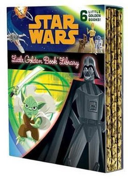 The Star Wars Little Golden Book Library (Star Wars)