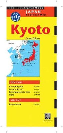 Kyoto Travel Map