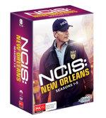 NCIS: New Orleans - Season 1 - 5