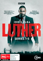 Luther: Series 1 - 5