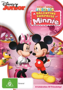Mickey Mouse Clubhouse: A Valentine Surprise For Minnie