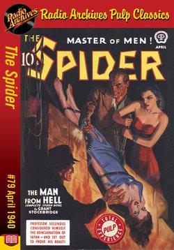 The Spider eBook #79