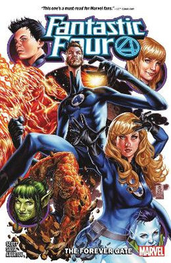 Fantastic Four Vol. 7 TPB