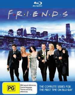 Friends: The Complete Series (Seasons 1 - 10)