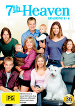 7th Heaven: Collection 1 (Seasons 1 - 6)