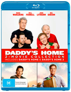 Daddy's Home: 2-Movie Collection (Daddy's Home & Daddy's Home 2)