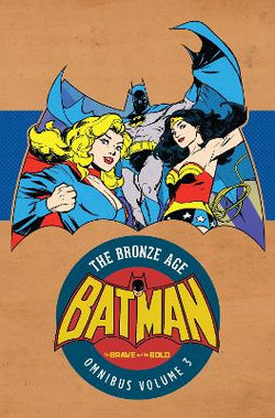 Batman in Brave and the Bold