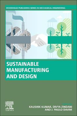 Sustainable Manufacturing and Design