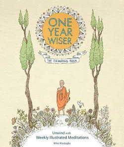 One Year Wiser: The Colouring Book