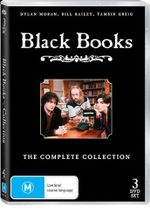 The Complete Black Books Collection