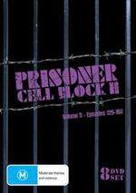 Prisoner Cell Block H: Vol 05: 129-160