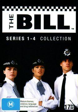 The Bill: Series 1-4