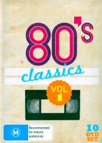80's Classics: Volume 1 (10 Movies inc. Breakin' / Electric Dreams / Morons from Outer Space / Yellowbeard)