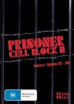 Prisoner Cell Block H: Volume 09 - Episodes 257-288