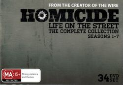 Homicide: Life On The Street - The Complete Collection