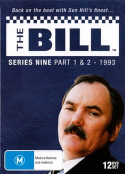 The Bill:  Series 9 - Part 1 and 2